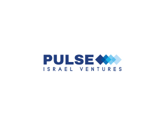 Headline: Pulse     Tagline: Israel Ventures logo design