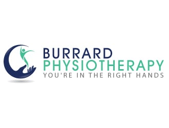 Burrard Physiotherapy logo design