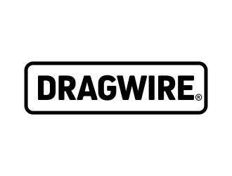 Company name ~ Dragwire / website ~ dragwire.com logo design