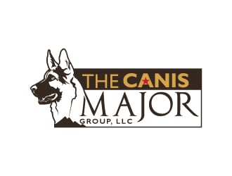 The Canis Major Group, LLC logo design