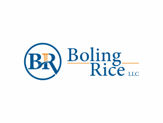 Boling Rice LLC logo design