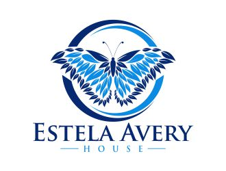 Estela Avery House logo design
