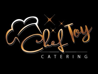 Chefs Toy Catering logo design