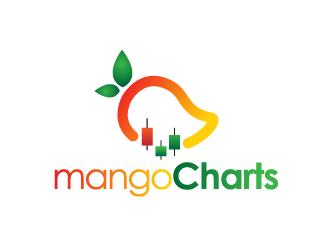 Mango Charts logo design