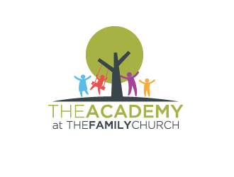 The Academy at The Family Church logo design