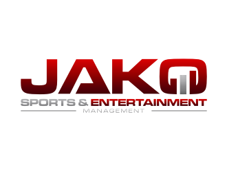 JAKO Sports & Entertainment Management logo design