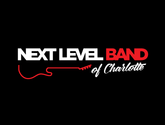 Next Level Band Of Charlotte logo design