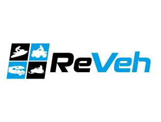 ReVeh logo design