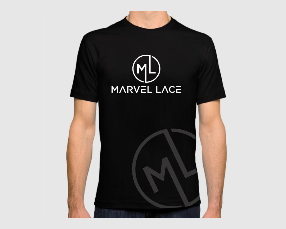 Marvel Lace logo design
