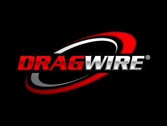 DRAGWIRE logo design