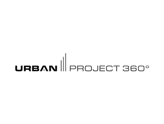 Urban Project 360 logo design