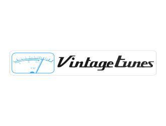 Vintage Tunes logo design