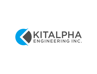 Kitalpha Engineering Inc. logo design