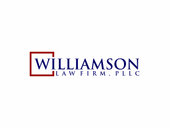 Williamson Law Firm, PLLC logo design