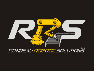 Rondeau Robotic Solutions, LLC logo design