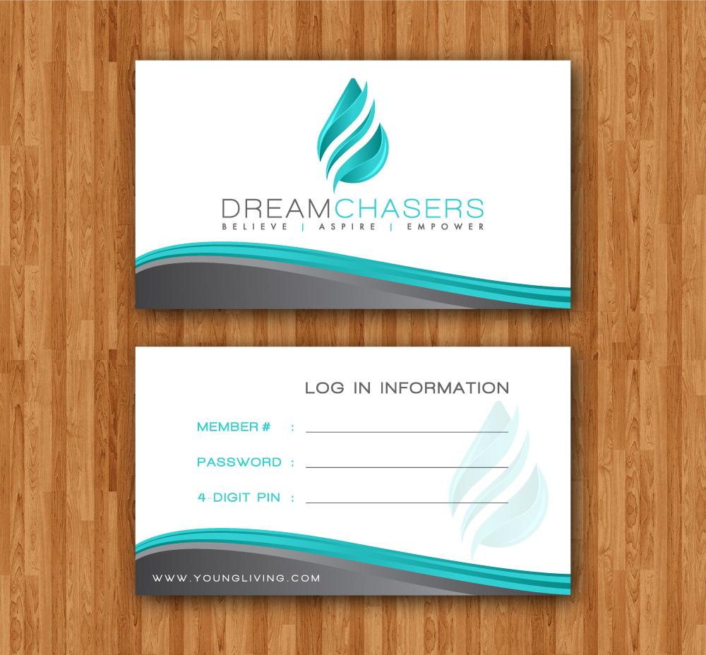 Dream Chasers logo design