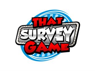 That Survey Game logo design