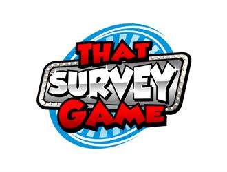 That Survey Game logo design