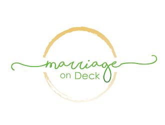 Marriage on Deck logo design