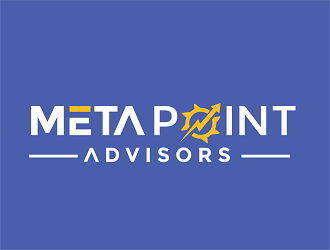 Meta Point Advisors logo design