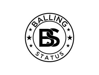 Balling Status logo design