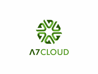 A7 CLOUD LLC logo design