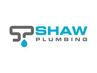Shaw Plumbing logo design