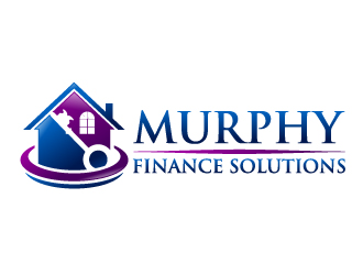 Murphy Finance Solutions logo design
