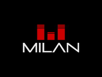 MILAN logo design winner