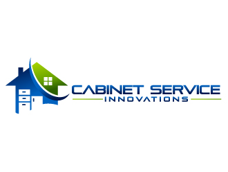 Cabinet Service Innovations logo design