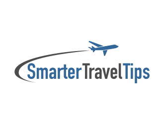 Smarter Travel Tips logo design