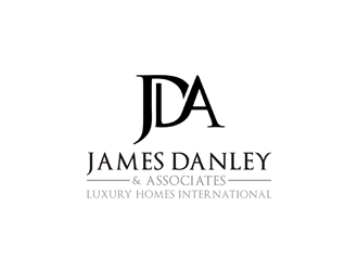 James Danley & Associates logo design