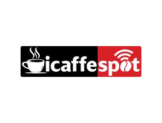 icaffespot logo design