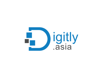 digitly logo design