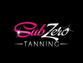 Sub Zero Tanning logo design