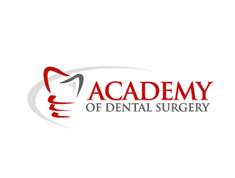 Academy of Dental Surgery logo design