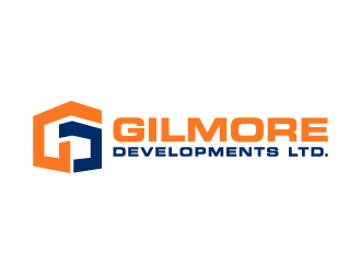 Gilmore Developments Ltd. logo design