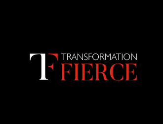 Transformation Fierce logo design