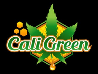 Cali Green logo design