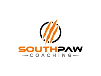 Southpaw Coaching logo design