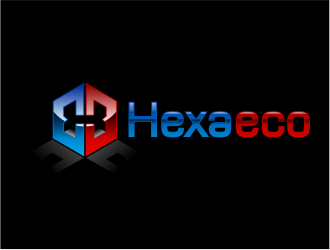 Hexaeco logo design