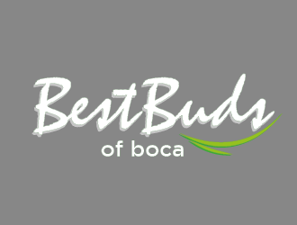 Best Buds of Boca logo design