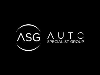 Auto Specialists Group logo design