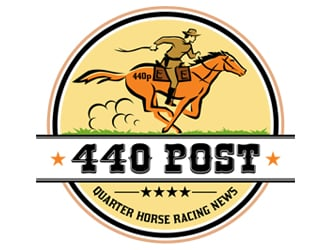 440 Post logo design