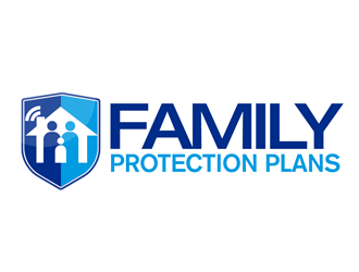 Family Protection Plans  logo design