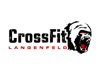 CrossFit Langenfeld logo design winner