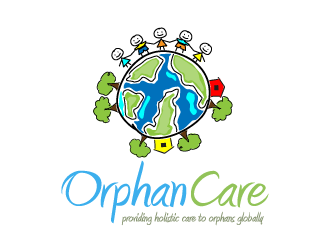Orphan Care logo design