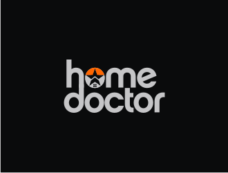 Home doctor logo design