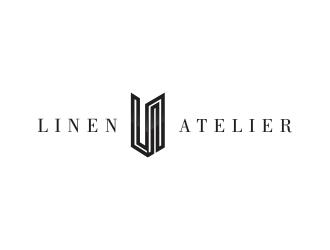 Linen Atelier  logo design