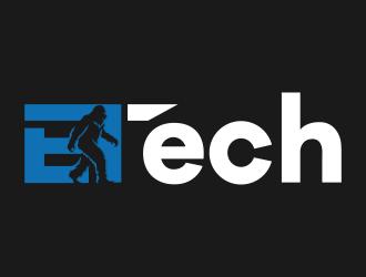 ETech logo design